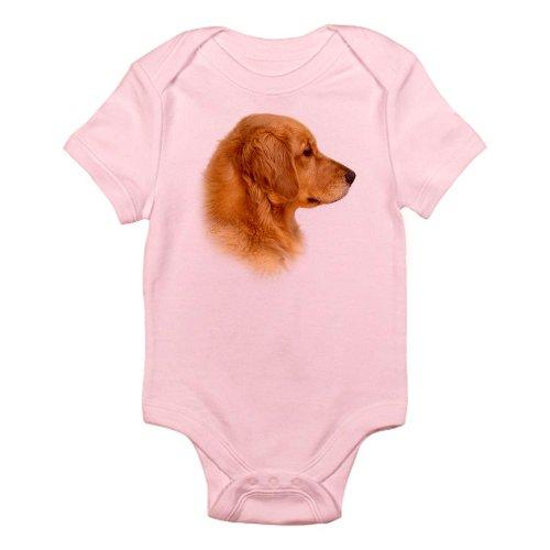 riever Portrait Infant Creeper - Cute Infant Bodysuit Baby Romper (Portrait Pets Mug)