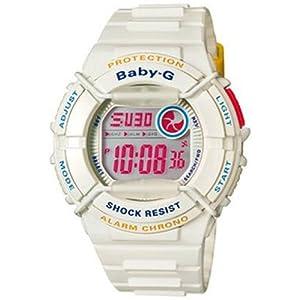 41gfYTbCcBL. SS300  - Baby-G Ladies Watch Baby-G 200M BGD-120P-7ADR - WW