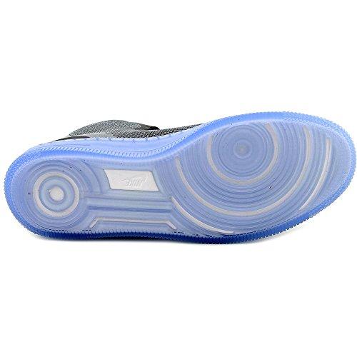Nike Heren Nsw Pro Stepper Enkellaagse Stoffen Mode Sneaker Wolf Grijs / Wolf Grijs-zwart