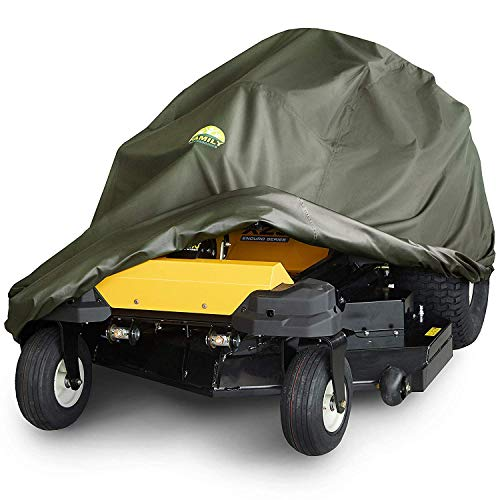 Family Accessories 100% Waterproof Zero Turn Lawn Mower Cover