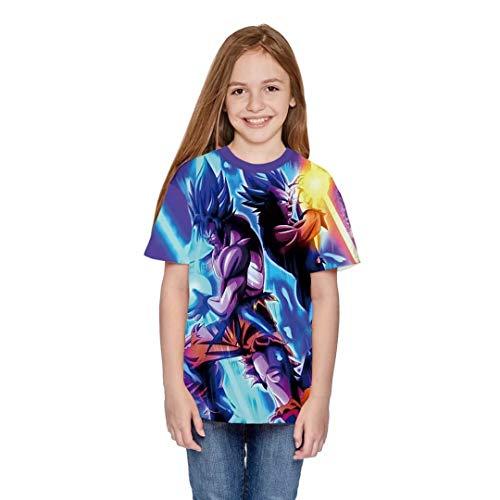 Toddler Dragon Ball Z Shirt Boys Girls 3D