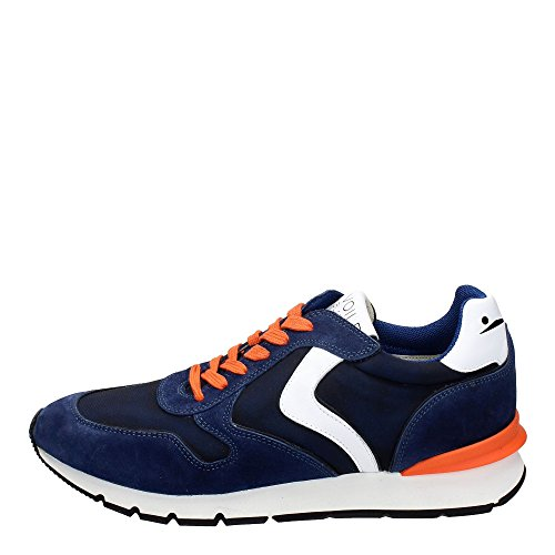 Voile Blanche 0012010427.01 Sneakers Uomo Indaco/Blu
