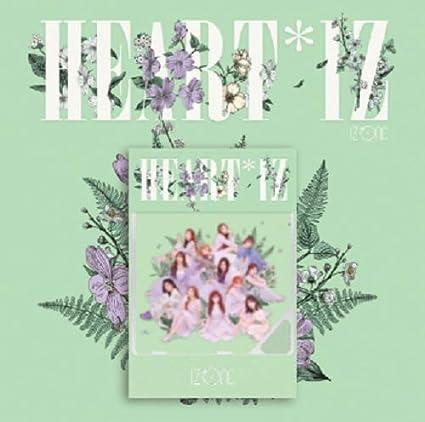 Amazon com: Off The Record [KIHNO Album] IZONE IZONE - HEARTIZ