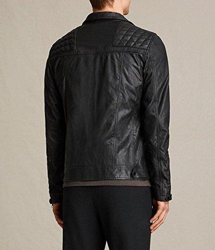 Westend Styles 100% Echtes Leder Fin Balor Club Herren Jacke Modische Bestseller Biker Jacken