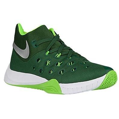 Nike Zoom Hyperquickness 2015 TB 749883 303 (Gorge Green/Electric  Green/Metallic Silver