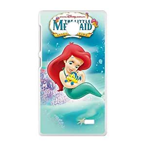 SVF The Little Mermaid Phone Case for Nokia Lumia X case