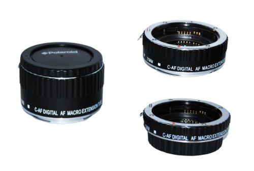 Polaroid Auto Focus DG Macro Extension Tube Set  For The Can