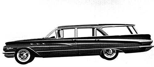 1960 Buick LeSabre Station Wagon Factory (Buick Lesabre Wagon)