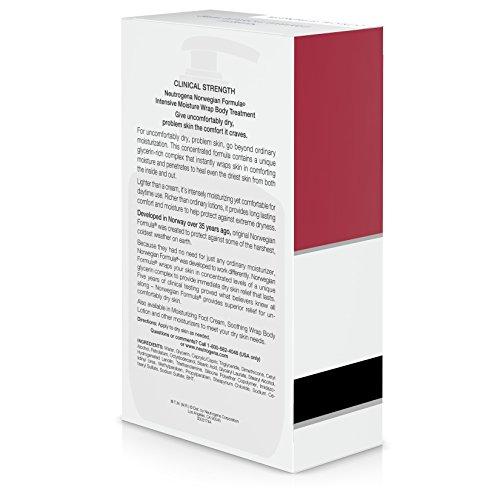 Neutrogena Norwegian Formula Intensive Moisture Wrap Body Treatment Ff, 10.5 Oz by Neutrogena (Image #7)
