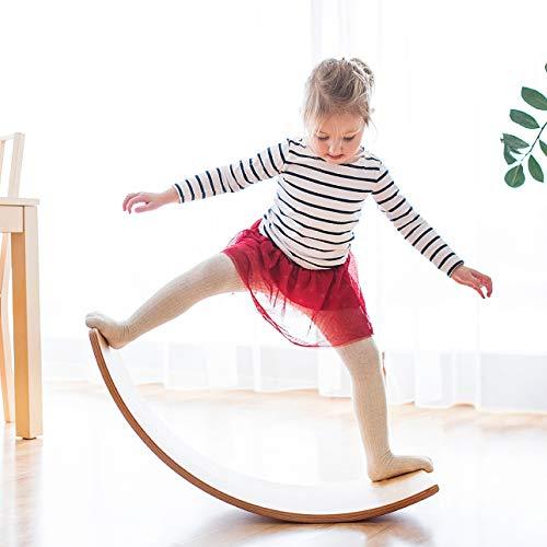 Gentle Monster Wooden Wobble Balance Board