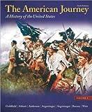 The American Journey, David R. Goldfield, 0205215009