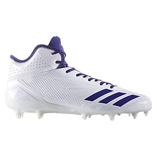 (アディダス) adidas メンズ アメリカンフットボール シューズ靴 adiZero 5-Star 6.0 Mid [並行輸入品] B077ZT1SFN