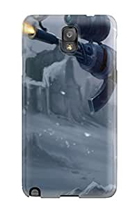 Protection Case For Galaxy Note 3 / Case Cover For Galaxy(league Of Legends) 1608567K88263940