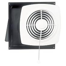 Broan 507 Chain Operated Utility Fan, 8-Inch 250 CFM 7.0 Sones