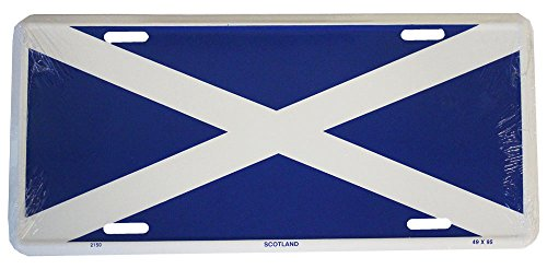 Flagline Scotland (St. Andrews Cross) - 6