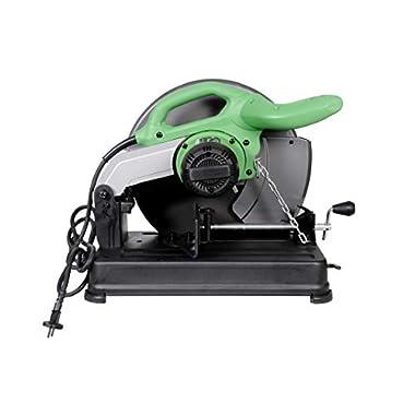 HiKOKI CC14STD 14 inch 2200-Watt Cut-Off Machine, Green 13