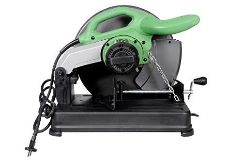 HiKOKI CC14STD 14 inch 2200-Watt Cut-Off Machine, Green 6