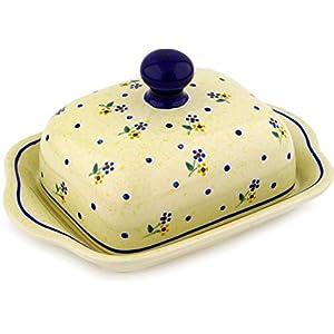 Bunzlauer Keramik Butter Dish (250 g) Design 111