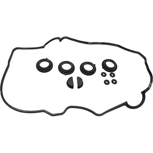 Valve Cover Gasket Compatible with Toyota Camry 87-01 With 1 Valve Cover Gasket and 4 Spark Plug Seals