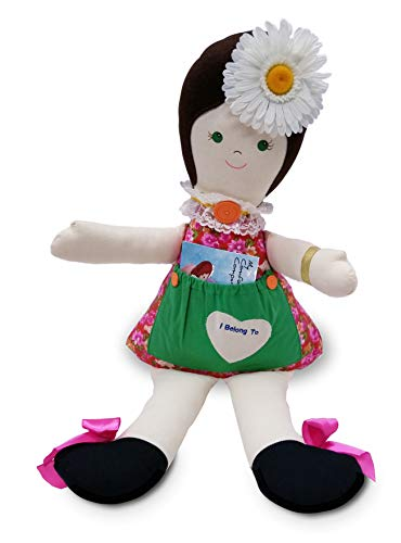 Therapy Doll for Alzheimer's and Dementia Patients (Holly) My Comfort Companion® ()