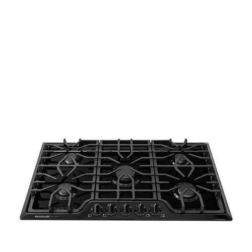 Frigidaire FGGC3645QB Frigidaire Gallery 36 Gas Cooktop in Black Deal (Large Image)