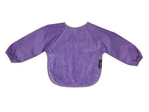 Mum 2 Mum Sleeved Wonder Bib, Small - Purple