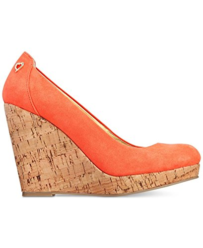 Sandals Coral Miaa Closed Platform Thalia Sodi Womens Casual Toe Fabric qxH768