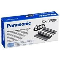 Panasonic KX-BP081 Printer film - Roll A4 (8.25 in x 328 ft) - 2 pcs. - for Panaboard KX-B635, KX-B735, KX-BP535, KX-BP635, KX-BP735 by Panasonic