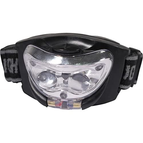 More Mile LED Head Lamp Torch by More Mile