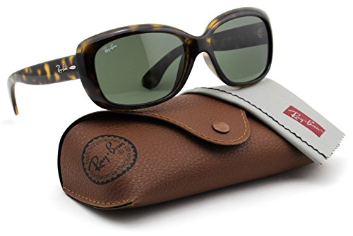 Ray-Ban RB4101 710 JACKIE OHH Womens Sunglasses Havana