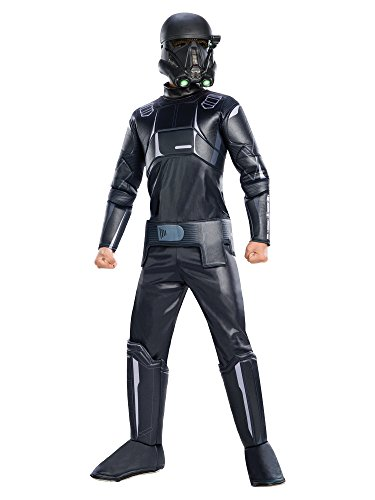 Rubie's Costume Co Rogue One: A Star Wars Story Child's Deluxe Death Trooper -