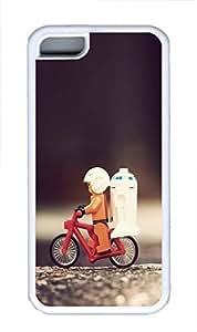 diy phone caseiphone 6 4.7 inch Case R2D2 Star Wars LEGO601 TPU iphone 6 4.7 inch Case Cover Whitediy phone case