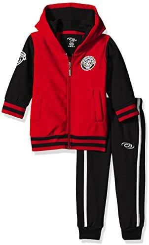 CB Sports Toddler Boys' 2 Piece Jog Set (More Styles Available)