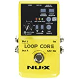 NUX Loop Core, Guitar Effect Pedal, Looper, 6 Hours Recording Time, 99 User Memories, Drum Patterns with TAP Tempo