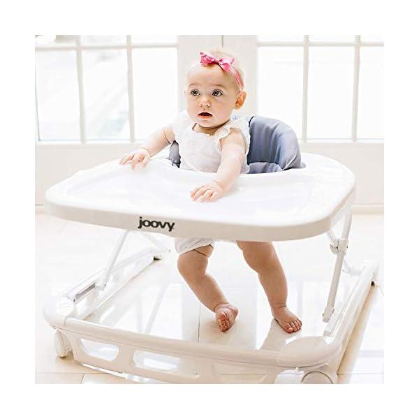 Best Baby Walker 2021 - Joovy Spoon Walker Adjustable Baby Walker