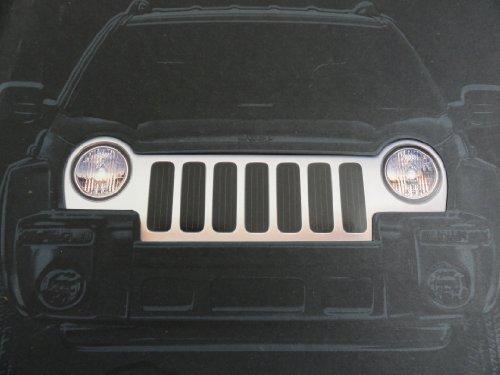 Original 36-page 2002 Jeep Liberty Sales ()