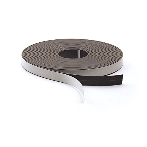 Hygloss Products, Inc. Magnetic Tape, Self- Adhesive, 1/2-Inch x 300-Inch from Hygloss Products, Inc