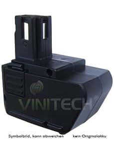 Vinitech-Batería de Recambio para Hilti SBP10, SBP de 10SBP 10Ni-MH 9,6V 3300mAh