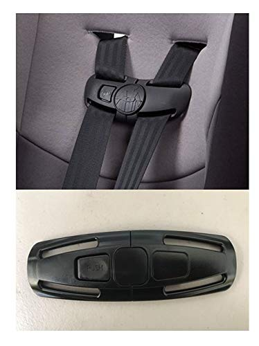 Replacement Parts/Accessories to fit Safety 1st Strollers and Car Seats Products for Babies, Toddlers, and Children (Car Seat Chest Clip) ()