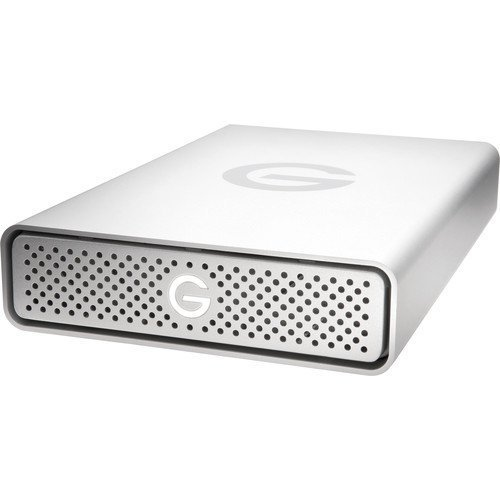 G-Technology G-DRIVE USB 3.0 6TB External Hard Drive (0G03674) by G-Technology