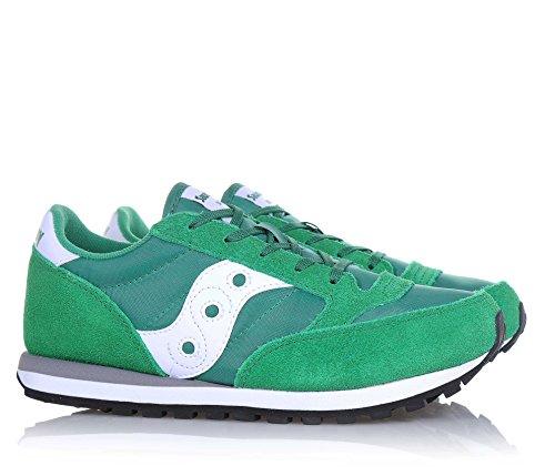 Kids bianco Originals Original Jazz Bambini Sneaker Unisex Verde Saucony wZPCSR
