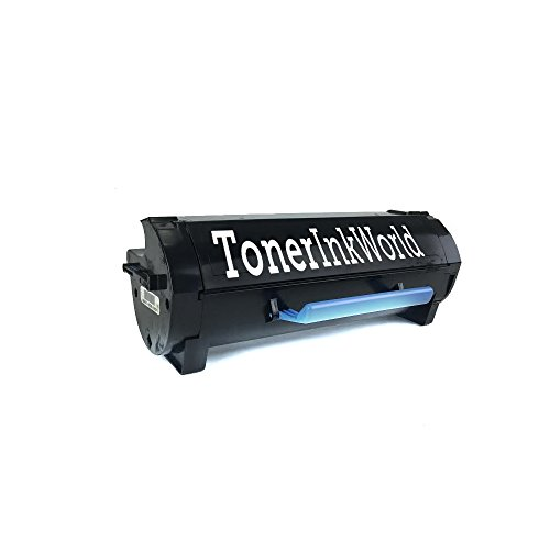 Lexmark MS310 5,000 Page Remanufactured Toner Cartirdge for MS310 MS310d MS310dn MS312 MS312dn MS315 MS315dn