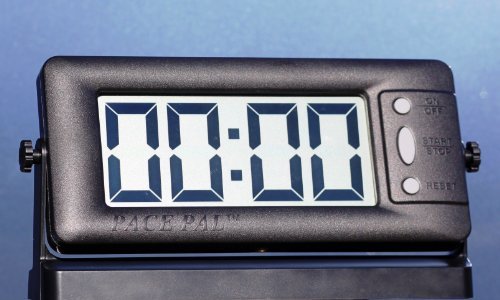PACE PAL Underwater Pace Clock for Swimmers ()