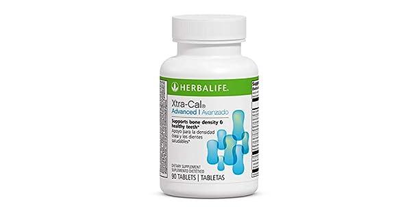 Amazon.com: Suplemento de calcio y vitamina D Xtra-Cal ...