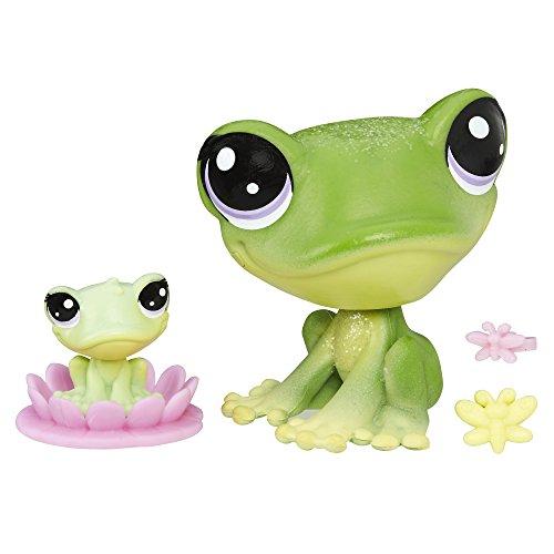 Littlest Pet Shop Viridia Jadegleam & Newt Jadegleam
