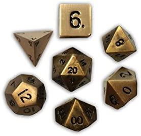 Amazon Com Norse Foundry Set Of 7 Dragons Gold Full Metal Polyhedral Dice Rpg Math Games Dnd Pathfinder Toys Games Gromur set out to provide weapons of heavy weights and made of pure metal that would slash through enemies with the simple flick of a wrist. norse foundry set of 7 dragons gold full metal polyhedral dice rpg math games dnd pathfinder
