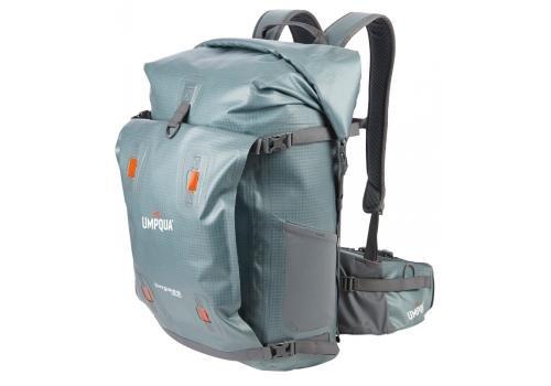 Umpqua Tongass 1800 Waterproof Back Pack Steel Blue