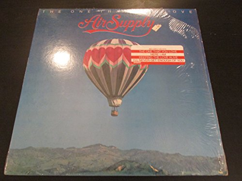 Air Supply - Air Supply: The One That You Love (Includes Custom Inner Sleeve With Lyrics, Personnel) [vinyl Lp] [stereo] - Zortam Music