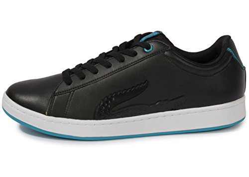 with paypal sale online clearance fake Lacoste Mens Trainers - - BT3 BLACK/DARKTURQUOISE hFUUR003I