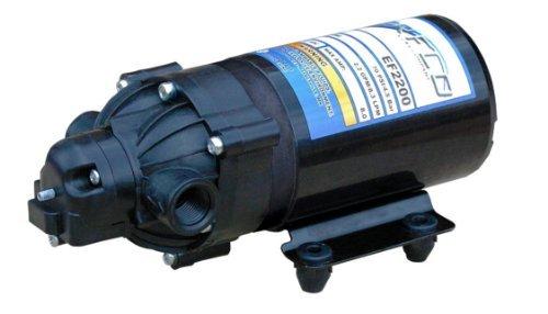 Everflo 12 Volt 2.2 GPM 70 PSI Diaphragm Pump